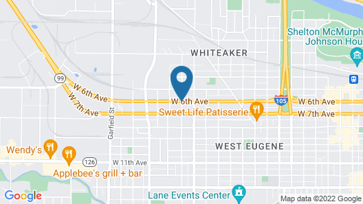 Welcome Inn Map