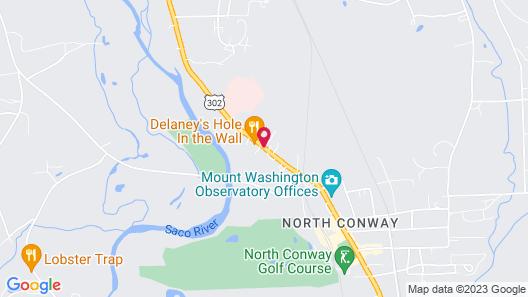 Eastern Inn & Suites Map