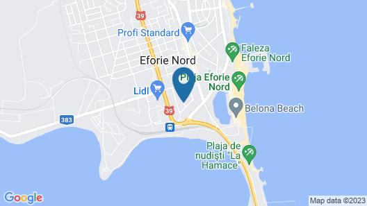 Hotel Fortuna Map