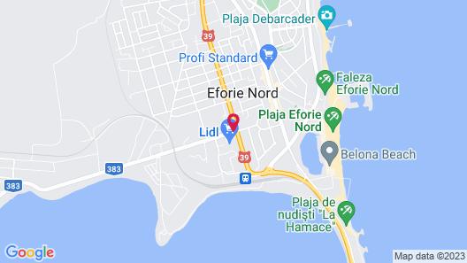 Apartament Alina 65 Sq.m Map
