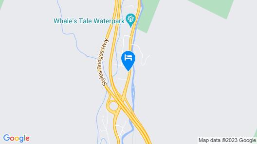 Profile Motel & Cottages Map