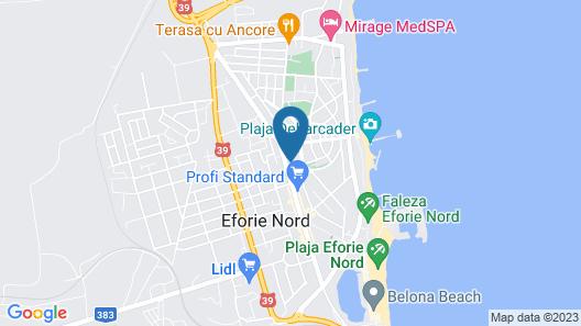 Vila 333 Map