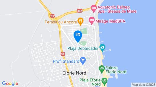 Vila Casa Esy Map