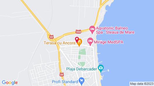 sunset villa Map