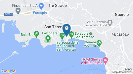 Hotel Pino Map