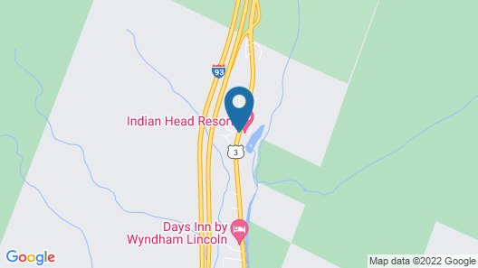 Indian Head Resort Map