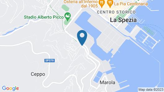 Villa Nina Map