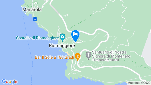 Cinqueterre Residence Map