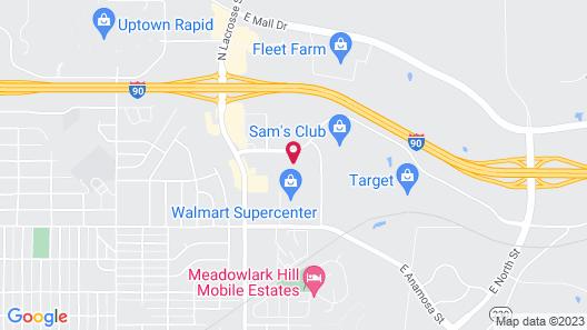 Tru by Hilton Rapid City Rushmore Map