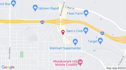Fair Value Inn Map