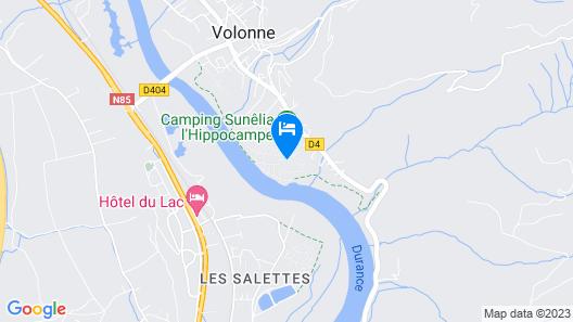 Sunelia Village L'hippocampe Map