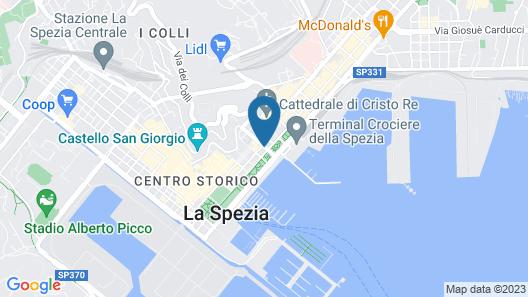 NH La Spezia Map