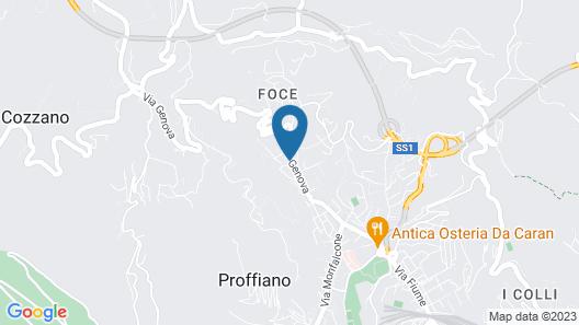 Casa del Cavaliere Map