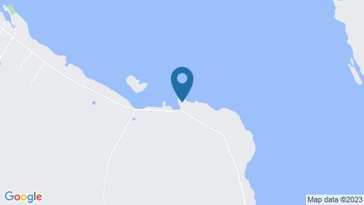 Grandma's Oceanfront in Port Medway - 3 Br Cottage Map