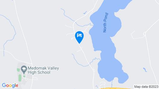 Tentrr - Pond Site Paradise Map