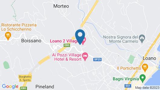 Loano 2 Village Map