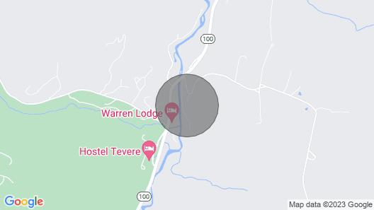 NEW! Sugarbush Retreat w/Sauna, 3.5 Mi to Slopes! Map