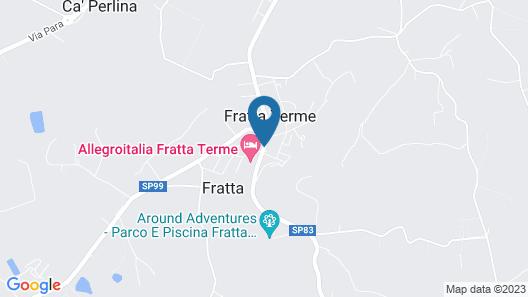 Romagna Map
