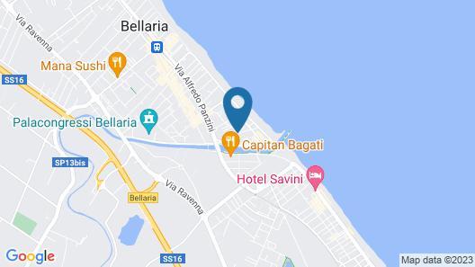 Hotel Vienna Map