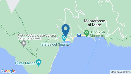 Locanda A Cà Du Gigante Map