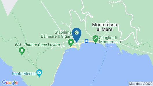 Affittacamere Anita Map
