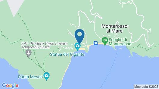 Hotel Palme Map