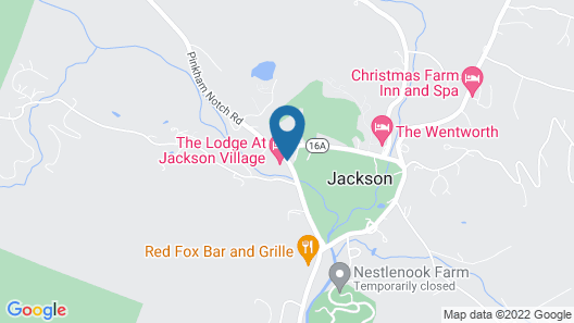 The Lodge At Jackson Village Map