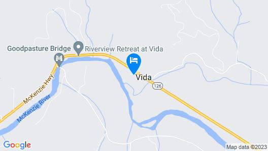 PuraVida Retreat Map