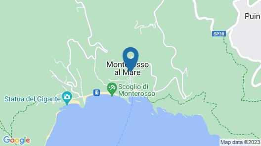 Locanda Il Maestrale Map