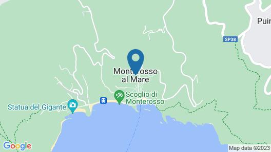 Affittacamere I Coralli Map