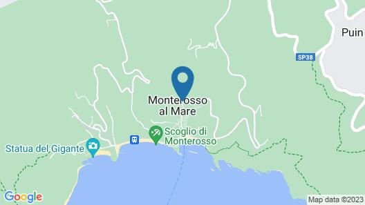 Albergo Al Carugio Map