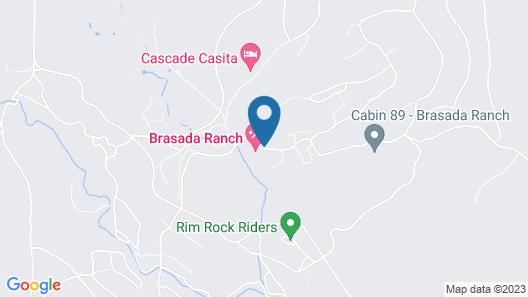 Brasada Ranch Map