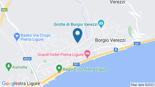 Residence Riviera Mare Map