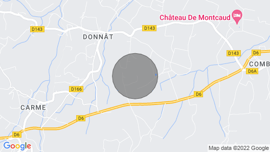 2 Bedroom Accommodation in Sabran Map