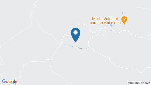 Agriturismo Monte Valbelle Map