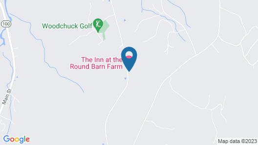The Inn at Round Barn Farm Map