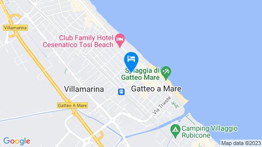 Hotel Sport & Residenza Map