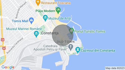 Bella Marina Deluxe Apartment No. 1 Map