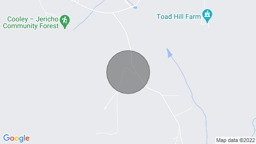 Panoramic Mountain & Farm View Map