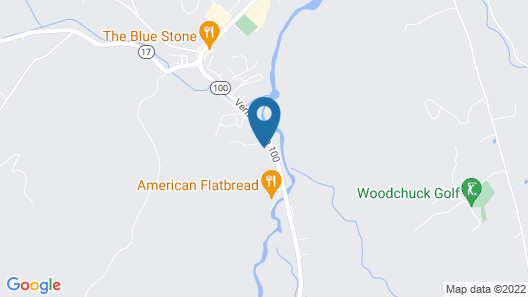 Featherbed Inn Map