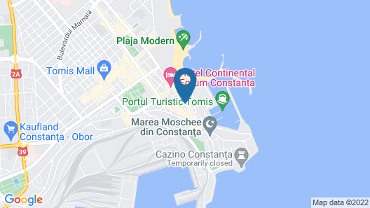 Unique Old Town Home 2min to Beach & Harbour Map