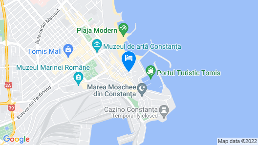 VOILA HOTEL Map