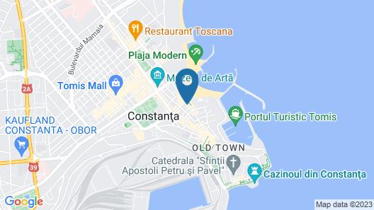 Maritimo 6A Map