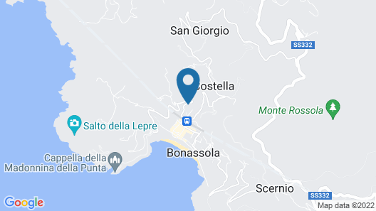 Cà du Ferrà Farm & Relax Map