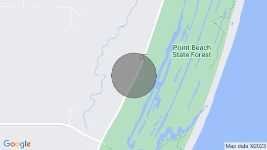 Unique Artisan Getaway Map