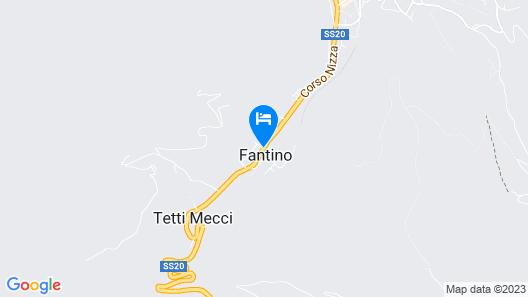 Borgo Fantino - Alloggi Vacanza Map