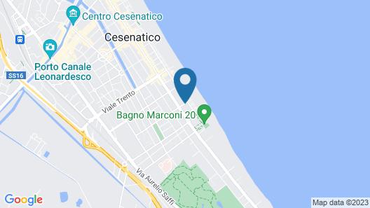 Hotel Atlas Map