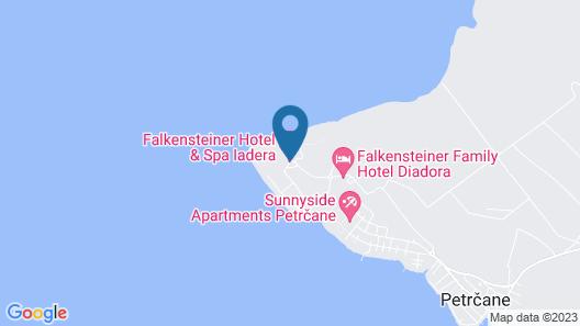 Falkensteiner Residences Senia Map