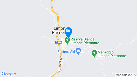 Residence Limone Map