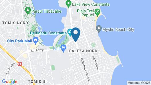 Beach Room Map
